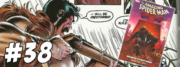 #38 Spider-Man Kraven's Last Hunt