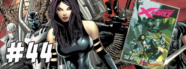 #44 Uncanny X-Force The Apocalypse Solution