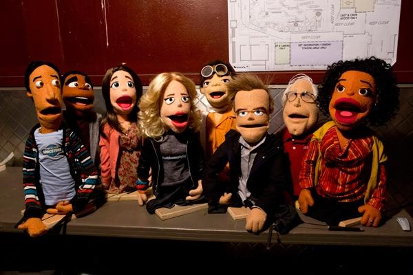 Community Muppets