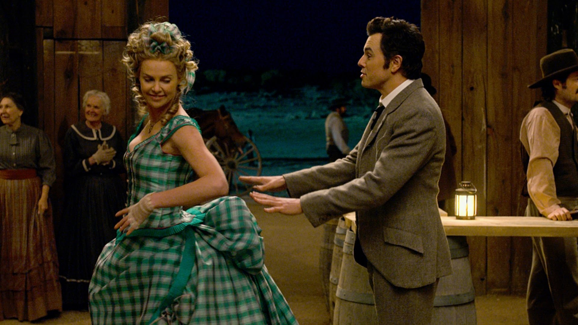 Movie Review: 'A Million Ways to Die in the West' | Funk's ...