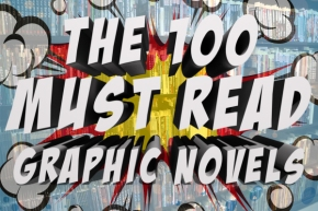 The 100 Must Read Graphic Novels V2