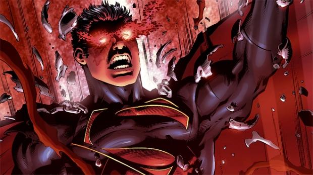 Earth 2 Evil Superman