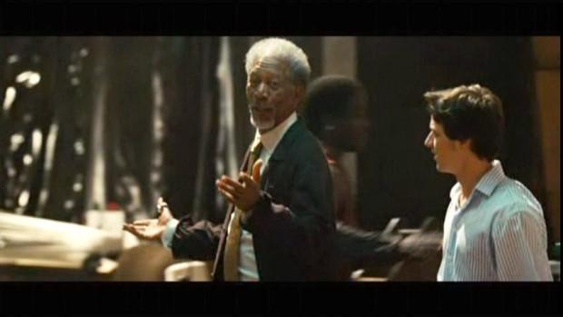 Morgan Freeman Wanted