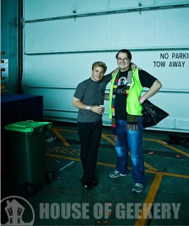 Vic Mignogna House of Geekery