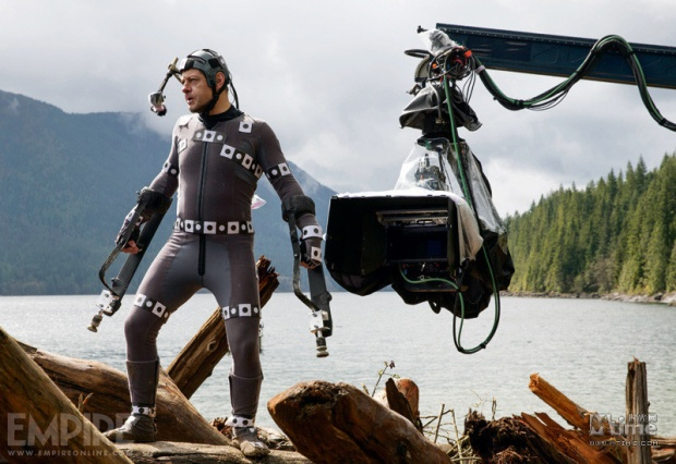Andy Serkis gives another incredible performance