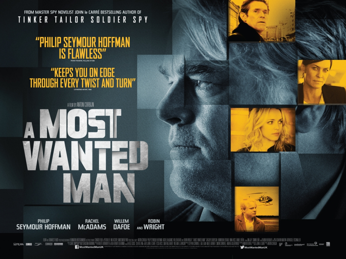 Movie Review: 'A Most Wanted Man'   Funk's House of Geekery