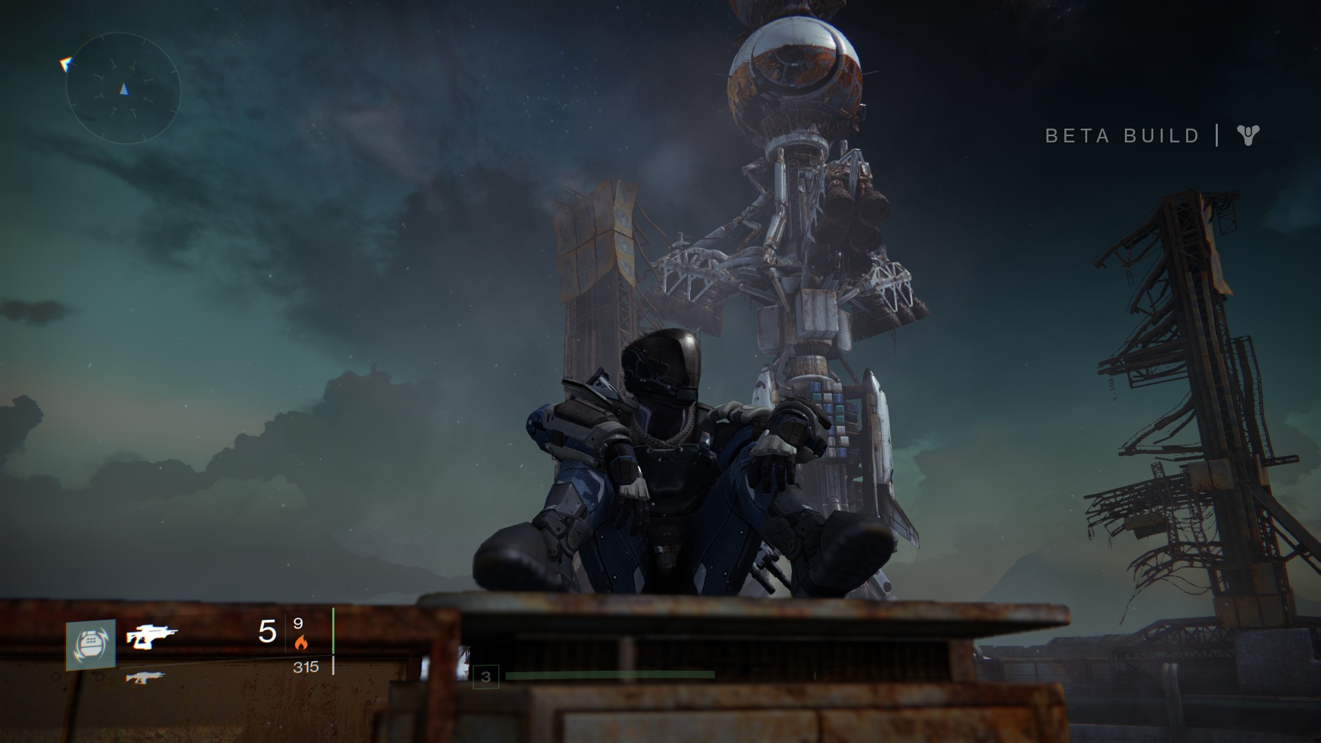 Game preview destiny beta hands on part one funk s house of