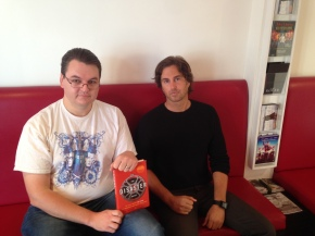 Greg Sestero House of Geekery
