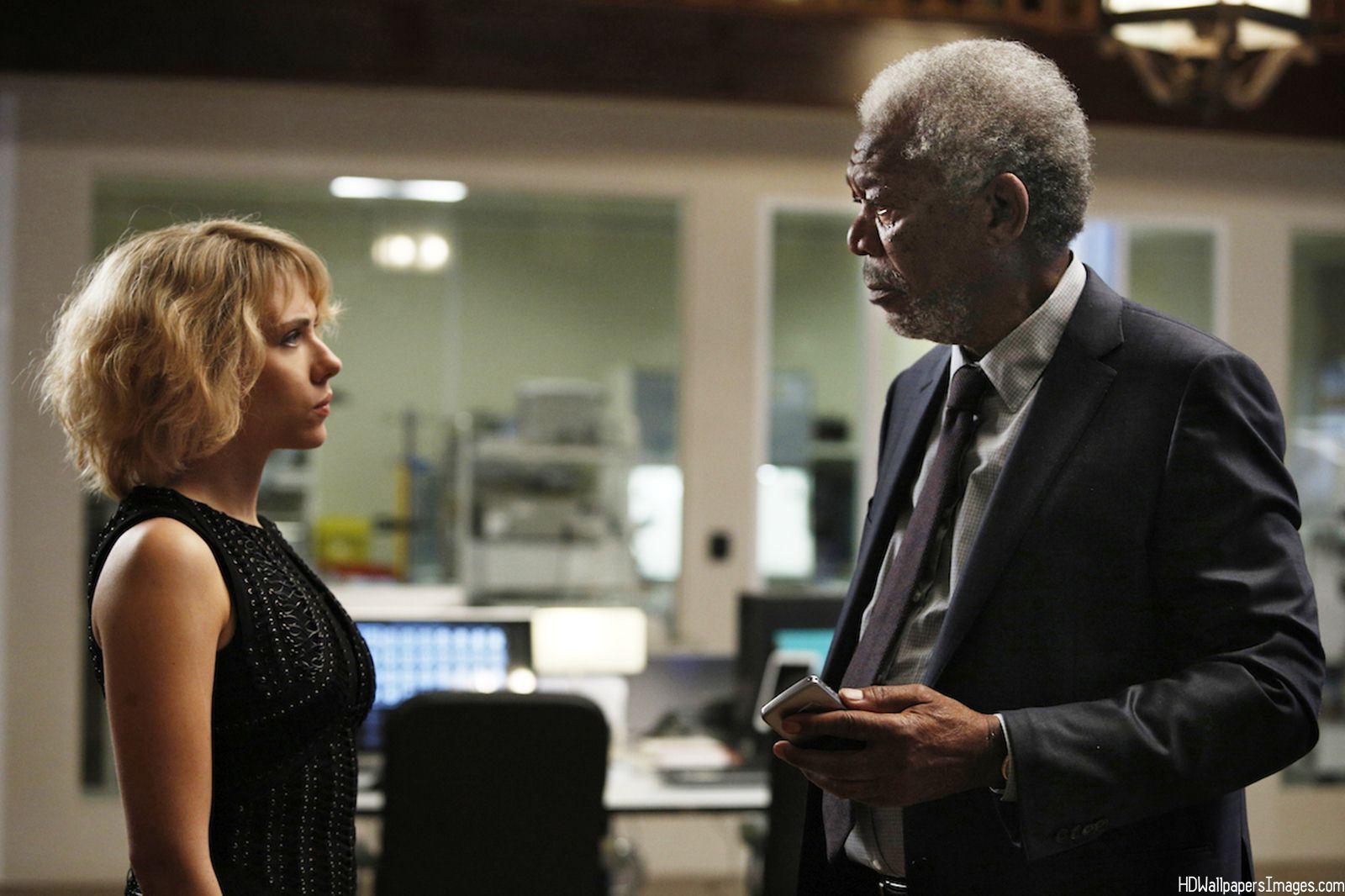 Lucy, beyin, psikolojik film