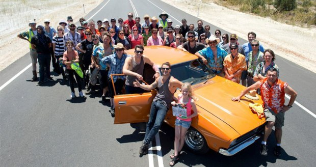 These Final Hours crew