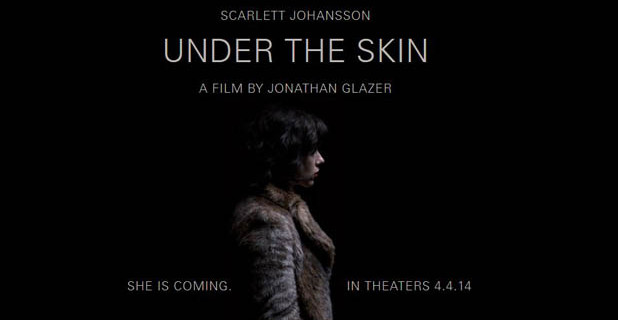a comprehensive review of under the skin a film by jonathan glazer The saturday rumpus review of under the skin  alien in human form in british  director jonathan glazer's 2014 film, under the skin,  to create a fully formed  character, complete with a name and feelings, aims and doubts.