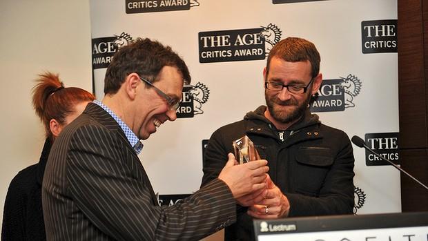 Zak Hilditch critics award