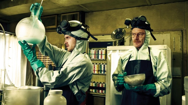 Breaking Bad Chemicals