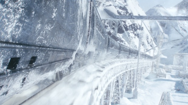 Snowpiercer world