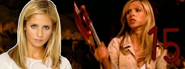 #15 Buffy Summers