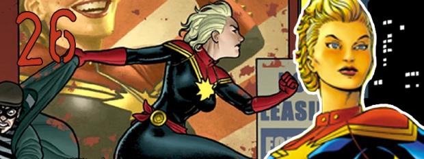 #26 Captain Marvel