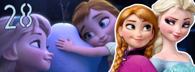 #28 Anna and Elsa