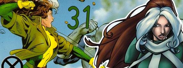 #31 Rogue