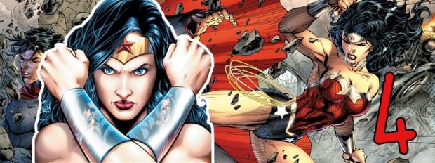 #4 Wonder Woman