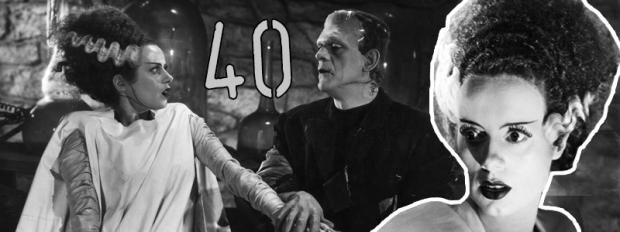 #40 Bride of Frankenstein