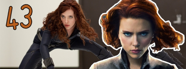 #43 Black Widow