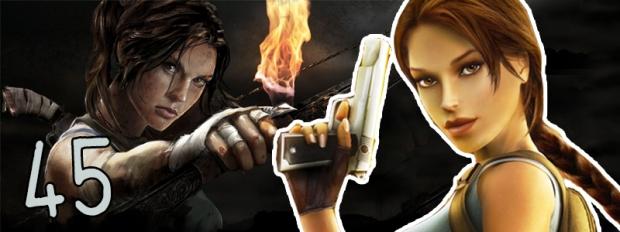 #45 Lara Croft