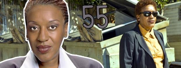 #55 Claudette Wyms