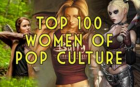 Top 100 Women of Pop Culture