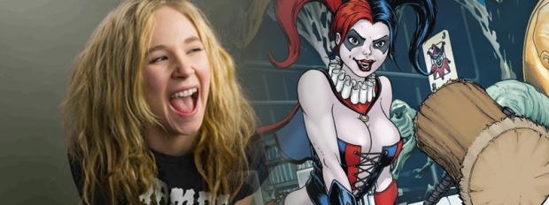 Harley Quinn Juno Temple