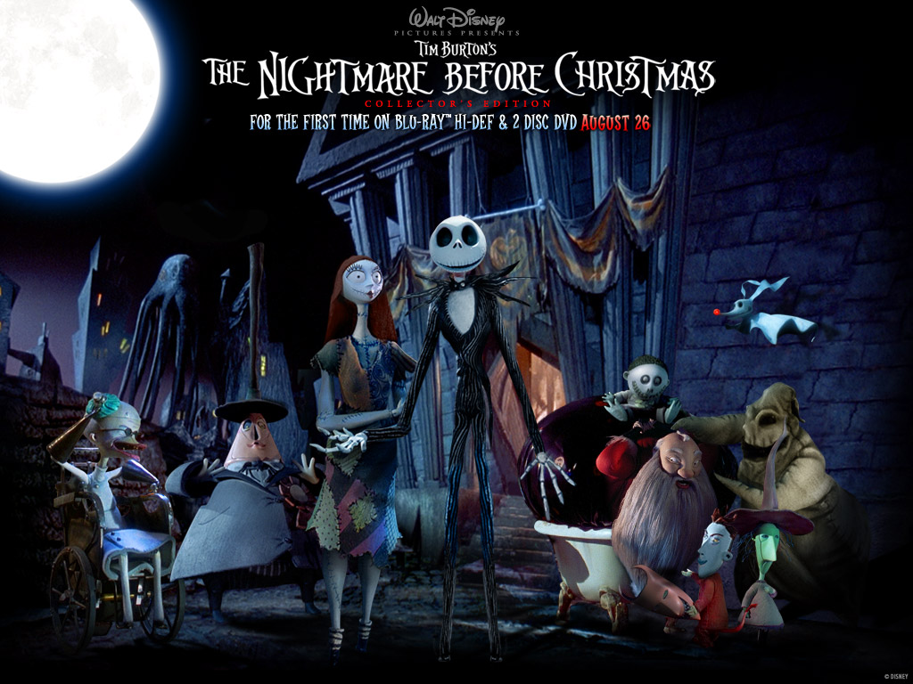 Disney Dinner and a Movie: \'The Nightmare Before Christmas\' | Funk\'s ...