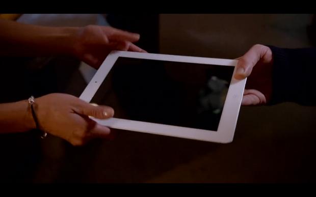 Sex Tape Movie iPad 5