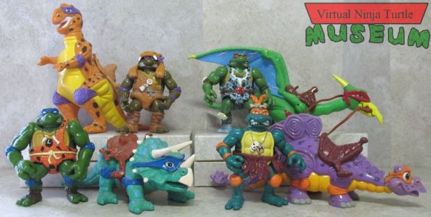 cave turtles