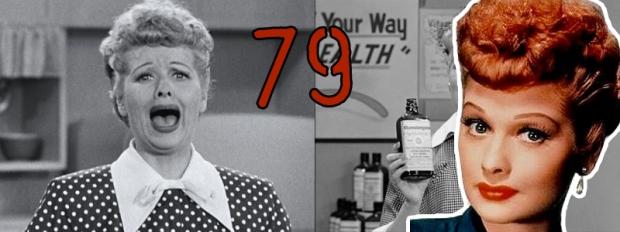 #79 Lucy Ricardo