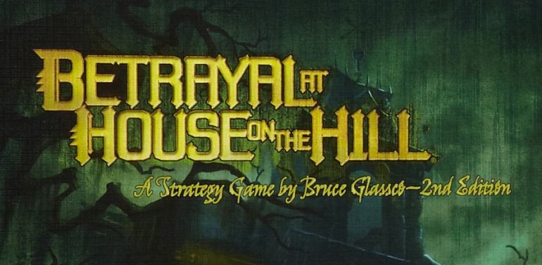 Tabletop Tuesday Betrayal At House Of The Hill Funk S