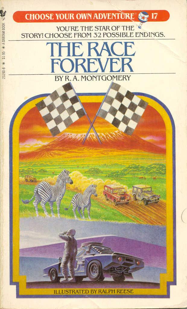 10 Memorable 'Choose Your Own Adventure' Books | Funk's