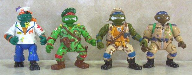 Military Turtles