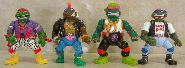Rock Turtles