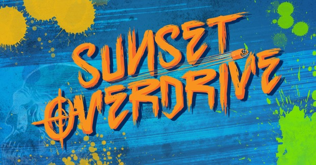 Sunset Overdrive Title