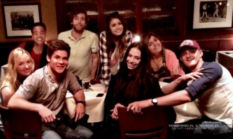 The cast of The Final Girls