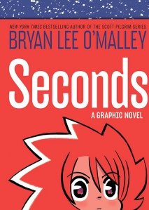 Seconds Graphic Novel