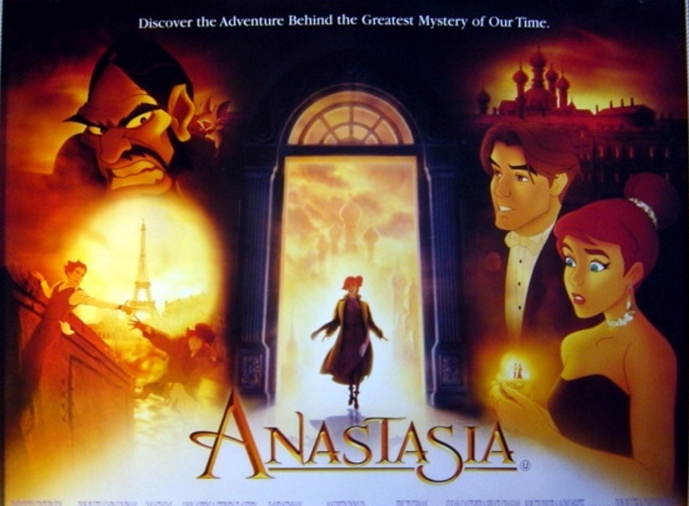 Not Disney Dinner And A Movie Anastasia Funk S House