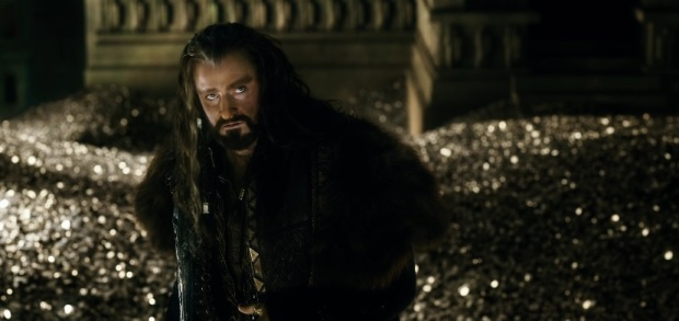Thorin falling slowly into madness