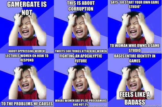 gamergate memes