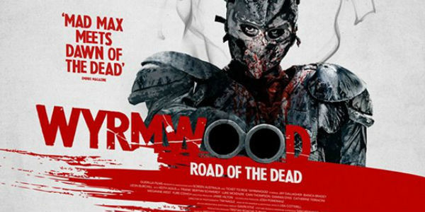 movie review �wyrmwood road of the dead� funks house