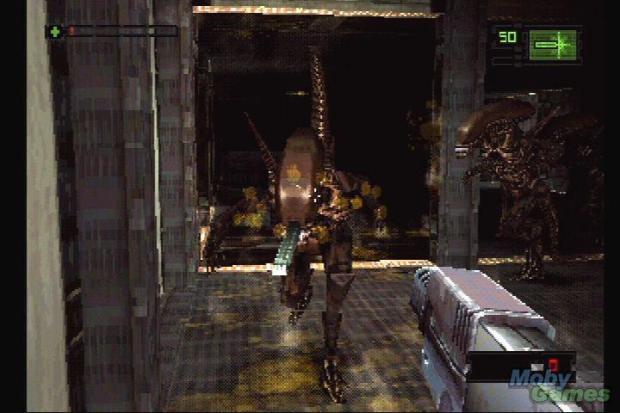 489383-alien-resurrection-playstation-screenshot-aliens-attack-in