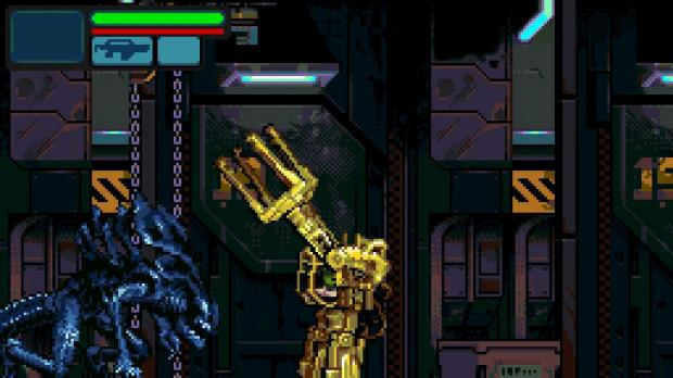 Aliens-Infestation-DS-Screenshot-1