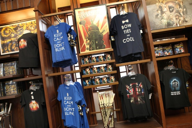 Doctor Who merch