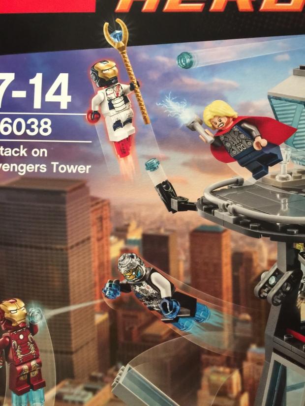 Iron Legion Lego