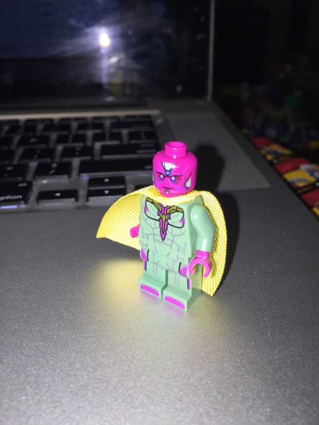 Vision Age of Ultron