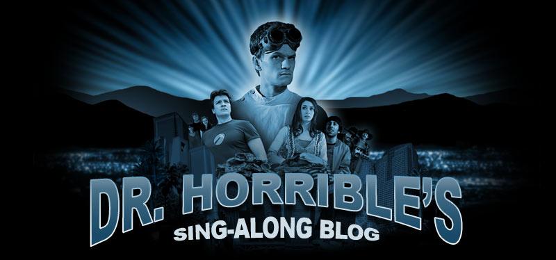 Dr Horrible's Sing Along Blog Full